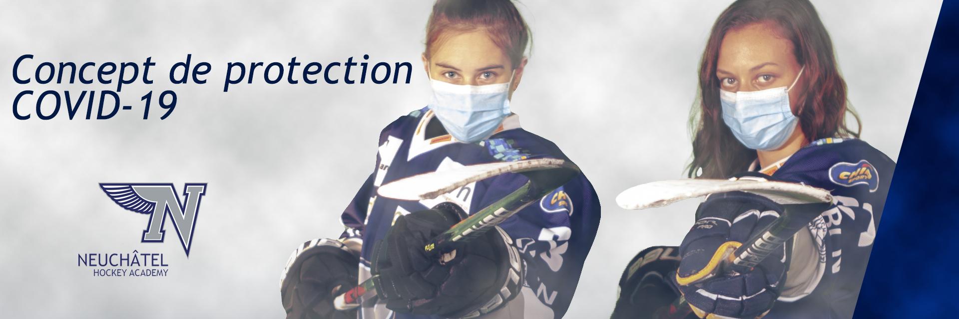 Concept protection covid 19